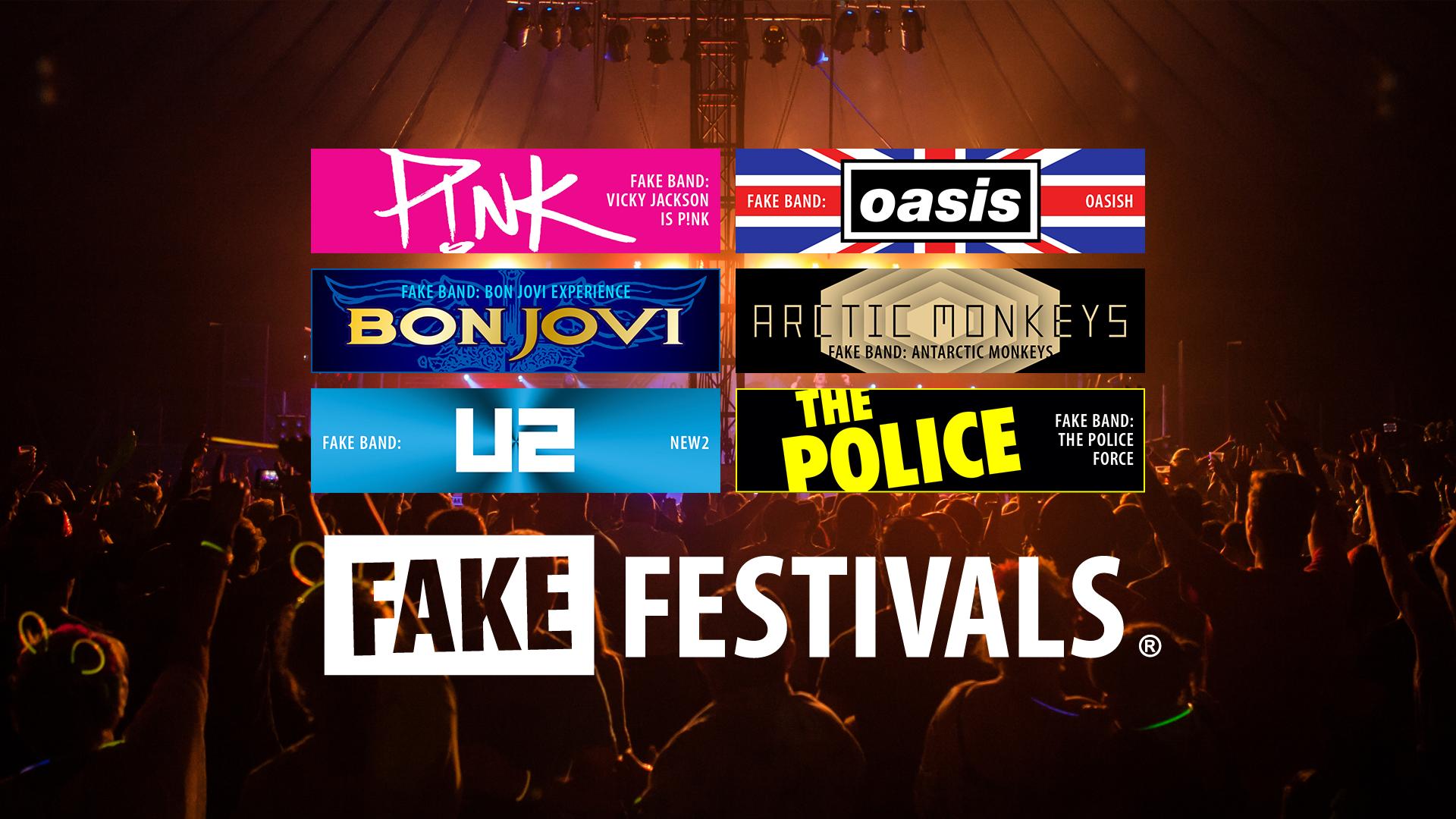Worcester Fake Festival 2019